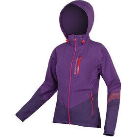Endura Singletrack II Jacke Damen purple